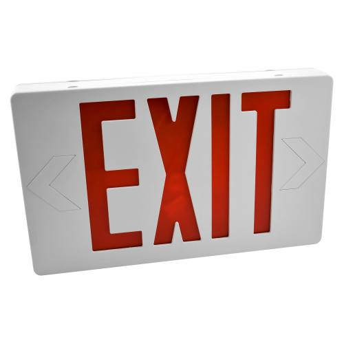 Exit Signs (No Light Heads)