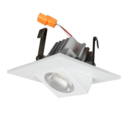 2 inch recessed cans trims recessed can lights and 2 led adjustable square gimbal trim title 24 aloadofball Choice Image