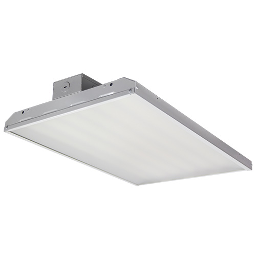 215 Watt Full-Body LED High Bay - Version 2- 4000 and 5000 Kelvin - 29,929 and 30,356 Lumens - Dimmable - DLC Approved - 5 Year Warranty