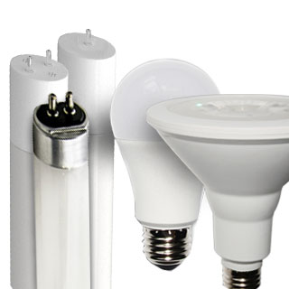 LED Bulbs, Tubes & Lamps