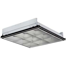 RECESSED OFFICE CEILING LIGHT FIXTURES