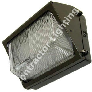 150W Quad Voltage Metal Halide Pulse Start Medium Wall Pack