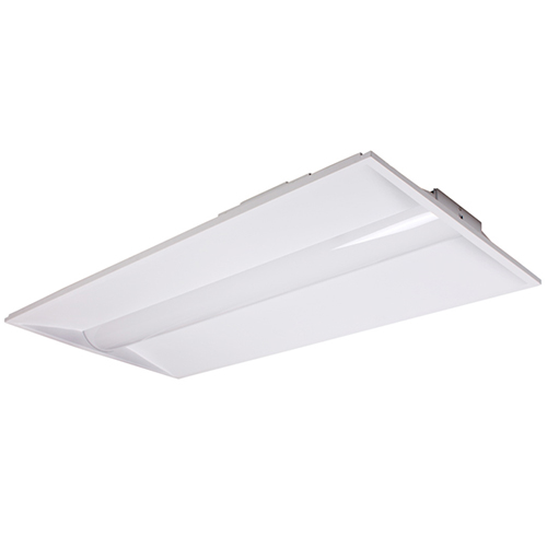 2x4 50 Watt Center Basket, 3000K-5000K, 5503-6318 Lumens, DLC Listed, 5 Year Warranty
