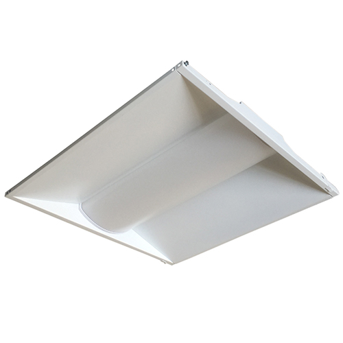 2x2 23-33 Watt Center Basket Retrofits, 3500K-5000K, 2876-4191 Lumens, DLC Approved, 5 Year Warranty