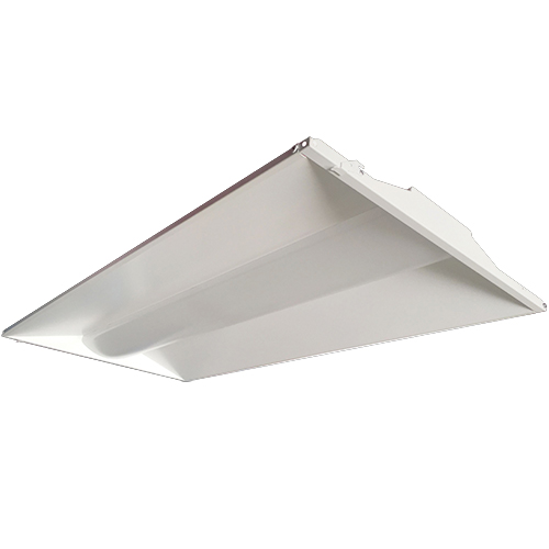 2x4 23-42 Watt Center Basket Retrofits, 3500K-5000K, 2976-5460 Lumens, DLC Approved, 5 Year Warranty