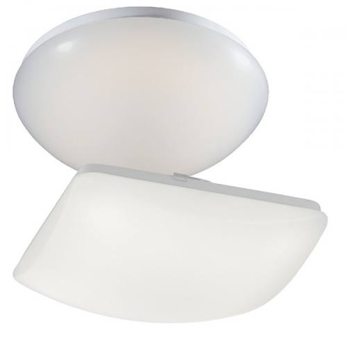 LED CIRCLE AND SQUARE CEILING FIXTURES