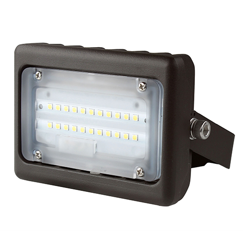 15 Watt PREMIUM Multi-Purpose LED Area Luminaire, 1,593-1,624 Lumens, DLC Approved, 5 Year Warranty