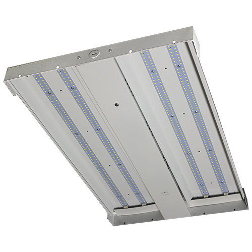 100 Watt Premium Performance LED Linear High Bay, 4000 and 5000 Kelvin, 13,634 - 13,709 Lumens, Dimmable, 5 Year Warranty