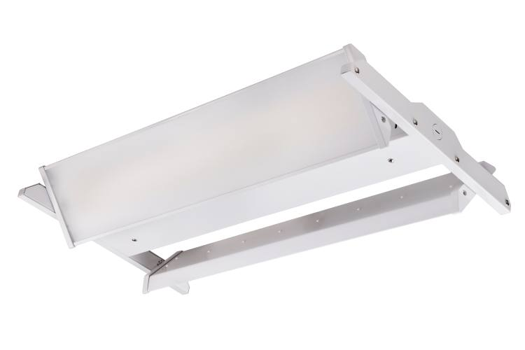 Linear Adjustable High Bay, 4000K-5000K, 15,000-30,000 Lumens, Dimmable, 5 Year Warranty