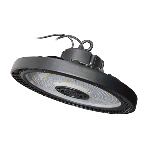 240 Watt Premium Round LED High Bays - 4K and 5K  - Dimmable -  DLC