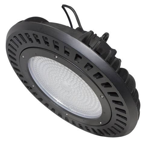 200 & 240 Watt Round LED High Bays - 4K and 5K - 24,816-29,628 Lumens - Dimmable -  DLC
