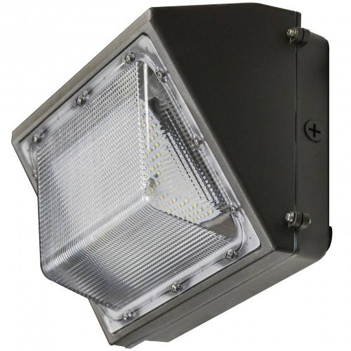 120 Watt LED Wall Pack 13,213 - 13,966 Lumens,  DLC cULus Listed, IP65 Rated, 3000K - 4000K - 5000K,  Multi Volt 120-277