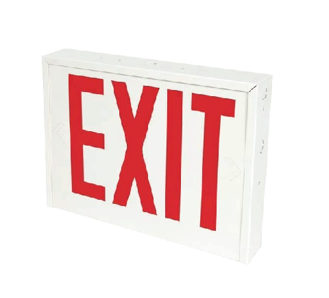 New York City & Chicago Approved Exit Signs